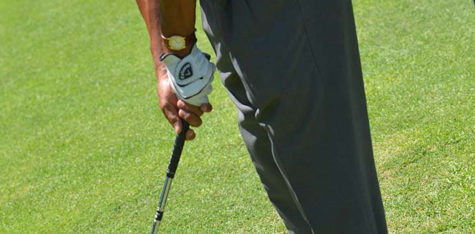 2.ゴルファーに多いパターグリップの特徴