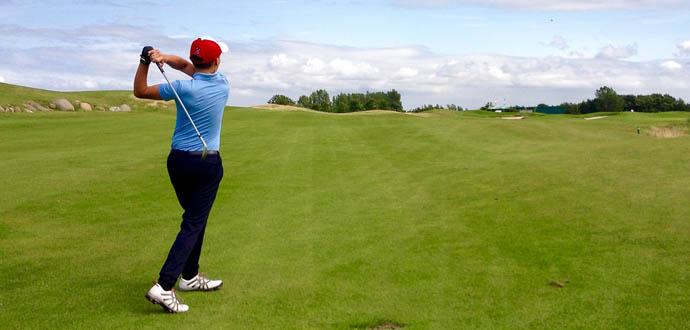 1.ゴルフのスイング軌道は大きく分けて4種類