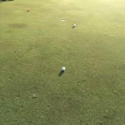 ゴルフのアプローチにおいて距離感を身に着ける練習方法