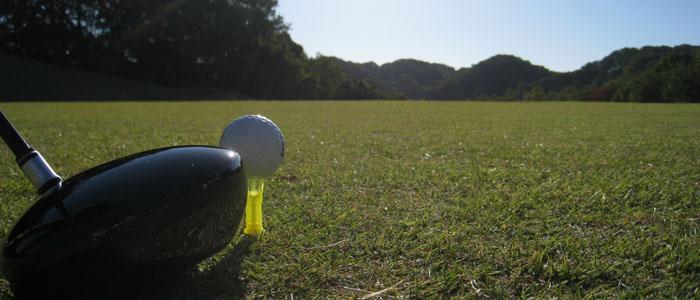 ゴルフのスライスの克服